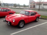 <h5>Triumph GT6 Mk II</h5><p>Bj. 1969, 1.998 ccm, 105 PS</p>