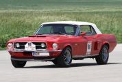 "<h5>Ford Mustang 289 ""Cobra"" Convertible</h5><p>Bj. 1967, 4.737 ccm, 350 PS</p>"