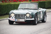 <h5>Triumph TR4</h5><p>Bj. 1963, 2.138 ccm, 110 PS</p>