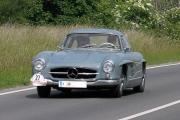"""<h5>Mercedes 300 SL Coupé """"Flügeltürer""""</h5><p>Bj. 1955, 2.996 ccm, 215 PS</p>"""