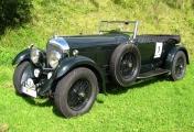 <h5>Bentley 6,5 Litre Tourer</h5><p>Bj. 1929, 6.597 ccm, 160 PS</p>