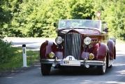 <h5>Packard 115 Convertible</h5><p>Bj. 1937, 3.884 ccm, 105 PS</p>