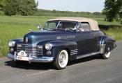 <h5>Cadillac 62 Convertible</h5><p>Bj. 1941, 5.671 ccm, 180 PS</p>
