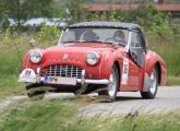 """<h5>Triumph TR3 """"Smallmouth""""</h5><p>Bj. 1957, 1.991 ccm, 100 PS</p>"""