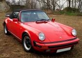 <h5>Porsche 911 Carrera 3,2 Cabrio</h5><p>Bj. 1987, 3.164 ccm, 231 PS</p>