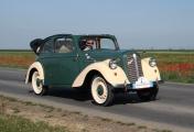 <h5>Skoda Rapid 421 Polocabriolét</h5><p>Bj. 1937, 1.436 ccm, 36 PS</p>