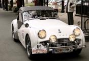 <h5>Triumph TR3 A</h5><p>Bj. 1960, 2.136 ccm, 100 PS</p>
