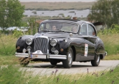 <h5>Jaguar Mk VIII</h5><p>Bj. 1957, 3.448 ccm, 210 PS</p>
