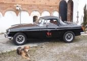 <h5>MG B Roadster Mk III</h5><p>Bj. 1977, 1.789 ccm, 73 PS</p>