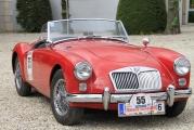 <h5>MG A Roadster</h5><p>Bj. 1960, 1.588 ccm, 78 PS</p>