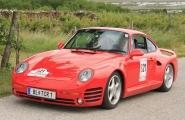 """<h5>Porsche 911 """"959 Tribute""""</h5><p>Bj. 1987, 3.164 ccm, 250 PS</p>"""