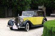 <h5>Rolls Royce Wraith Sedanca de Ville</h5><p>Bj. 1937, 4.250 ccm, 125 PS</p>