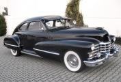 <h5>Cadillac 62 Club Coupé</h5><p>Bj. 1947, 5.671 ccm, 150 PS</p>