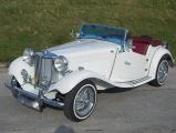 <h5>MG TD</h5><p>Bj. 1952, 1.250 ccm, 80 PS</p>