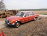 <h5>Mercedes 280 SE</h5><p>Bj.  1975, 2798 ccm 185   Ps</p>