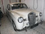 <h5>Mercedes 180 D</h5><p>Details folgen Bj.1957,   1797 ccm      43  Ps</p>