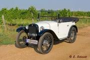 <h5>Dixi Phaeton Tourer</h5><p>Bj. 1927, 748 ccm, 15 PS</p>