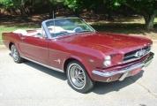 <h5>Ford Mustang 289 Convertibl</h5><p>Bj. 1965, 4737 ccm 200  Ps</p>