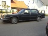 <h5>Cadillac De Ville Sedan</h5><p>Bj. 1985,    4100 ccm     130  Ps</p>