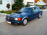 <h5>Mercedes 500 SEC</h5><p>Bj.  1981,          231  Ps</p>