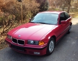 <h5>BMW  318 iS</h5><p>Bj.  1993, 1796 ccm, 140 PS</p>