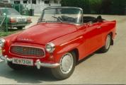 <h5>Skoda Fellica Cabrio</h5><p>Bj. 1960, </p>