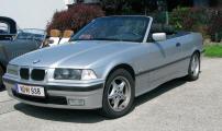 <h5>BMW 318 i Cabrio E36</h5><p>Bj. 1998, 1796 ccm,116 PS</p>