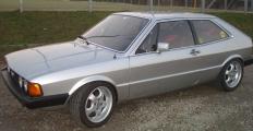 <h5>VW Scirocco  GLi</h5><p>Bj. 1979,  110 PS</p>
