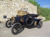 <h5>Ford   T   RUNABOUT</h5><p>Bj.   1913,  2900 ccm, 20 Ps </p>