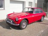 <h5>MGB  GT</h5><p>BJ.   1966, 1798 ccm,  95 PS</p>