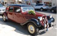 <h5>Citroen cv11 B  Faliliale</h5><p>Bj. 1953, 1911 ccm, 60 PS  5 Sitze + 3 Notsitze= 8 Sitzig</p>
