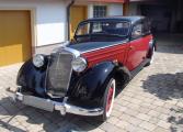 <h5>Mercedes SD 170</h5><p>Bj. 1954, 42  Ps, 1695 ccm</p>
