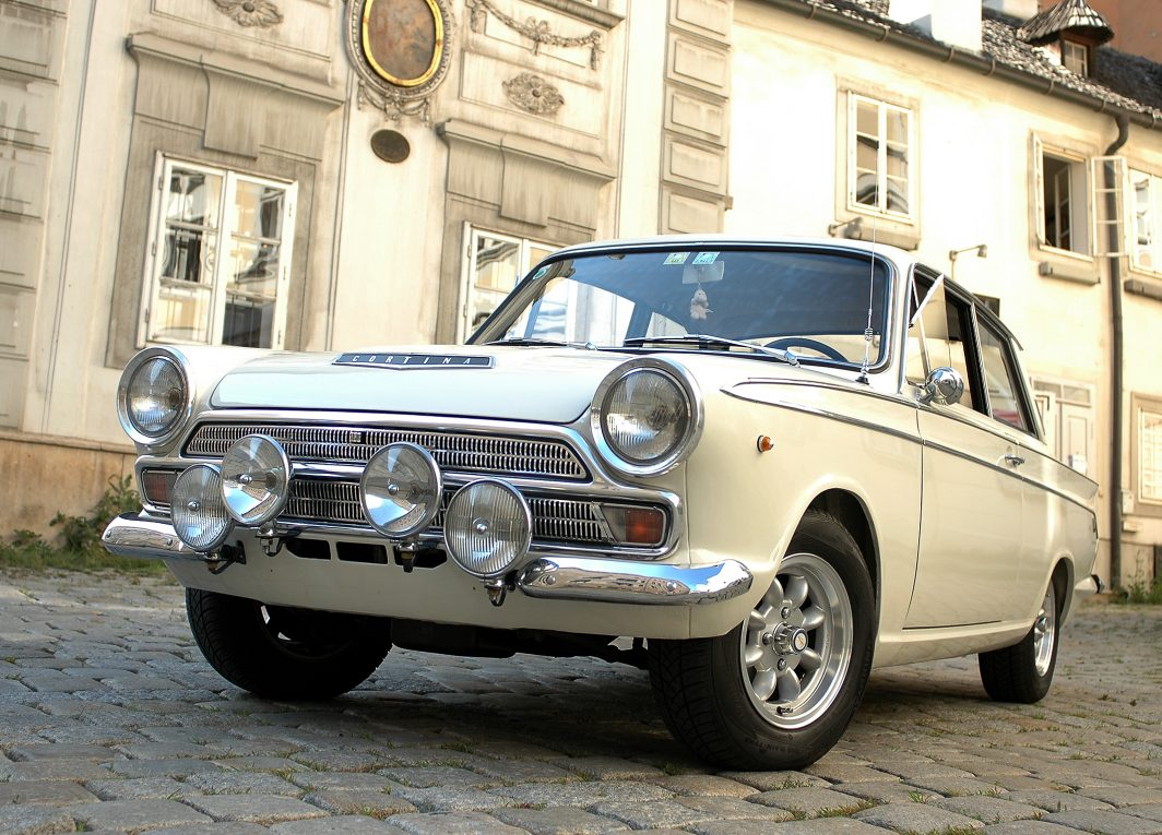Ford Cortina GT Bj.1965,  1500 ccm, 75 PS