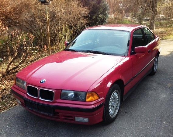 BMW 318 i  Bj.1993,  1796 ccm,  140 PS