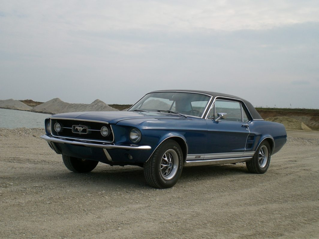 Ford Mustang Bj. 1967, 4736 ccm, 230 PS