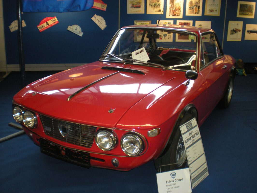 Lancia Fulvia Rally  S Bj.1967, 1298 ccm,  90 PS