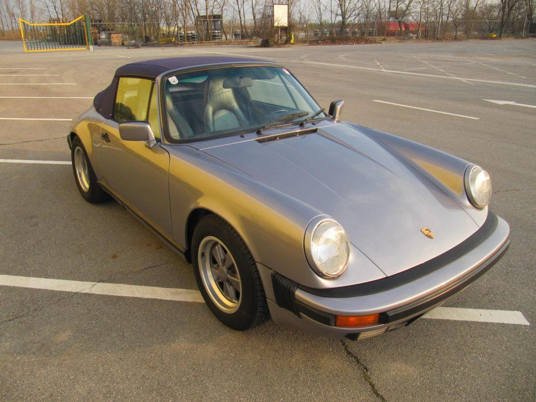 """Porsche 911 Bj. 1972, 3200 ccm, """"218 PS"""